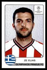 Panini Champions League 2001-2002 Ze Elias Olympiakos No. 218