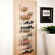 New 36-Pair 12 Layers Over-the-Door Shoe Rack Home Closet Storage Free Ship