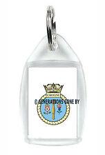 HMS CAROLINE KEY RING (ACRYLIC)