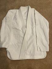 Shoyoroll Batch #81: Iced Competitor White Jiu jitsu Gi Rare size A1 Bjj