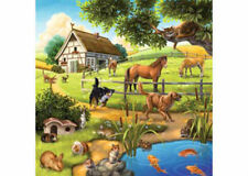 Ravensburger Forest Zoo & Pets 3 x 49 Piece Jigsaw Puzzles RB09265-9