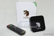 2018 Newest TIGRE Portuguese Version of TV BOX Brazilian LIVE TV HTV5 A2 Upgrade