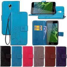 For Acer Z6/Z6 Plus Magnetic PU Leather Wallet Flip Card Slot Stand Case Cover
