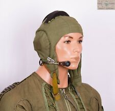 Russian pilot flight helmet for gsh-6 size M USSR Soviet air force mig space