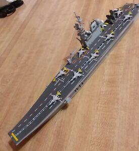 1/700 Custom Spanish Navy Principe de Asturias  Carrier with Aircraft