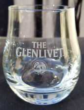 THE GLENLIVET ~ 9 Oz. TULIP SNIFTER GLASS w/ Smooth Curved Base NEW! FREE SHIP!