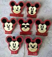 Mickey Mouse Expressions Mystery Collection Set Choose a Disney Trading Pin