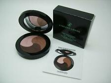 VINCENT LONGO NIB TRIO EYESHADOW UNTITLED - PINK, MED.BROWN AND DEEP CHERRY COLA