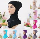 Muslim Cotton Inner Hijab Caps Islamic Underscarf Ninja Hats Wholesale