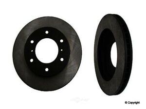 Disc Brake Rotor-Original Performance Front WD Express 405 37037 501