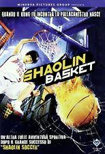 Dvd SHAOLIN BASKET - KUNG FU PALLACANESTRO  ......NUOVO