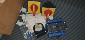 KRAUS & NAIMER KG160 T103/12 VE  Schalter  Manual Motor Controller unused