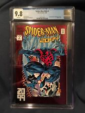 Spider-Man 2099 #1 Vol1 Comic Book - CGC 9.8 - Red Foil Cover