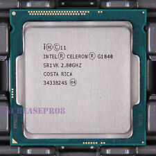 Intel Celeron Dual-Core G1840 SR1VK CPU Processor 5 GT/s 2.8 GHz LGA 1150
