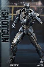 "IRON MAN: IRON MAN 3 MARK XL SHOTGUN 1/6 Action Figure 12"" HOT TOYS"