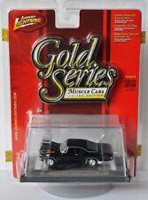 Gold Series - 1965 CHEVY IMPALA SS - black - 1:64 Johnny Lightning