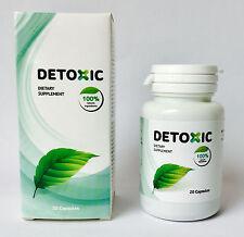 DETOXIC  (567,05€/100g) NEU U. OVP *BLITZVERSAND* Detoxic *Tötet Parasiten*