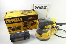 DeWalt 125mm 280W 110V Orbital Sander, Model DWE6423  1705034