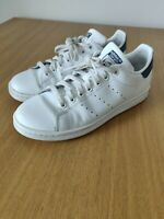 Adidas Stan Smith Bold White Women's Trainers Size UK 6