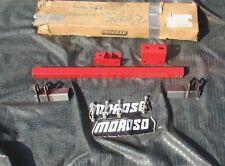 TRANSMISSION CROSS MEMBER CHEV MOUNT VINTAGE MOROSO NOS 32 34 FORD HOT ROD MOON