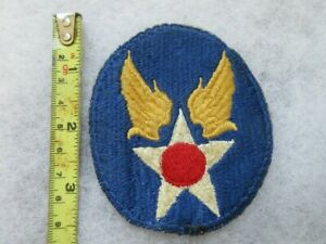 Large Army Air Corps Patch
