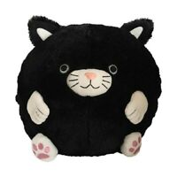 Cozy Time Giant Soft Plush Cuddly Toy Handwarmer - Giant Black Cat