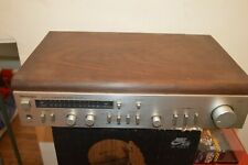 AMPLI  TECHNICS SU-Z11 STEREO AMPLIFIER  FONCTIONNE  VINTAGE JAPAN 1980