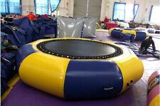 3-5M Diameter Inflatable Water Trampoline Bounce Swim Platform Toy SALE!