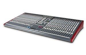 Allen & Heath ZED 436 Pro 32 Channel USB Live Sound Recording Mixer 4 Bus