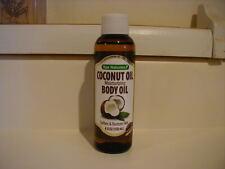 Coconut Oil Moisturizing Body Oil 4.5 oz