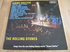 The Rolling Stones, Gimme Shelter, cleaned