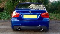 BMW 3 Series E90  pre cut tail light facelift stickers 100% Best Quality