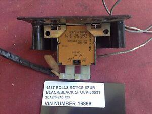 81 - 91 ROLLS ROYCE SILVER SPUR EVAPORATOR TEMPERATURE CONTROL