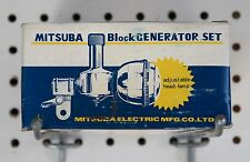 NOS MITSUBA BICYCLE LIGHT GENERATOR SET SCHWINN Vintage Bicycle NEW - #497