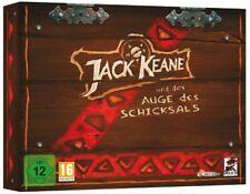 NEU: Jack Keane und das Auge des Schicksals - Collector's Edition PC Spiel