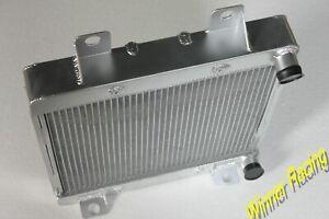 Right SIDE radiator for Lamborghini Gallardo 2003-18, Gallardo Spyder 05-11 5.0L