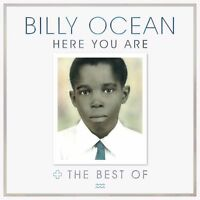 BILLY OCEAN Here You Are The Best Of 2CD BRAND NEW