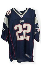 Reebok  Nfl Equipment New England Patriots Ridley #22 size Xl Jersey