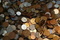 Mixed World Coin 1 pound Lot 19-21st Century Circulated Wide Variety of Nations