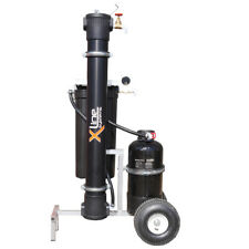 Portable 2000GPD Reverse Osmosis Water Filter on Wheels - 4-Stage R/O-D/I
