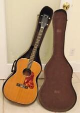 Vintage Harmony Tenor Guitar, 50's era, collector condition with case