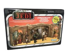 NEW Star Wars Vintage Collection Return of Jedi Jabba's Palace Play Set