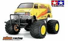 Scatola Pranzo Tamiya RC ELECTRIC 2wd OFF ROAD Camion Kit per costruire - 58347