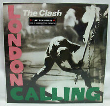 "NEW & Sealed! The Clash ""London Calling"" 2-LP 180-Gram Vinyl Records (2004)"