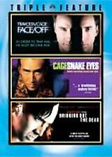 Nicolas Cage Triple Feature [Face/Off / Snake Eyes / Bringing Out the Dead]