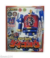 Power rangers BANDAI SAMURAI SENTAI SHINKENGER DAIGOYOU Megazord DX figure