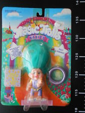APPLAUSE POSEABLE MAGIC TROLL Babies Verde MOULDED HYPATIA