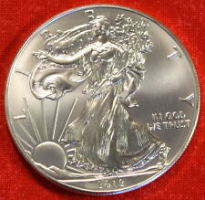 2012 AMERICAN SILVER EAGLE DOLLAR 1 oz .999% BU GREAT COLLECTOR COIN GIFT