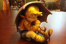 "Hummel ""Umbrella Boy"", TM2, c1950, # 152 A, 8"" tall"