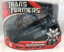 Transformers 2007 Movie Voyager Class Blackout MISB